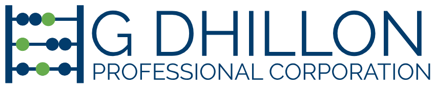 G DHILLON PROFESSIONAL CORPORATION LOGO
